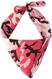 Kitchen & Housewares : Pink Camo Bandana Party Accessory (1 count)