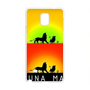 Hakuna Matata Cell Phone Case for Samsung Galaxy Note4