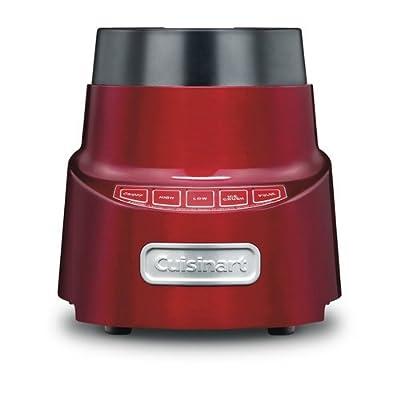 Cuisinart SPB-600MRFR 4 Speed Blender; Red (Certified Refurbished)
