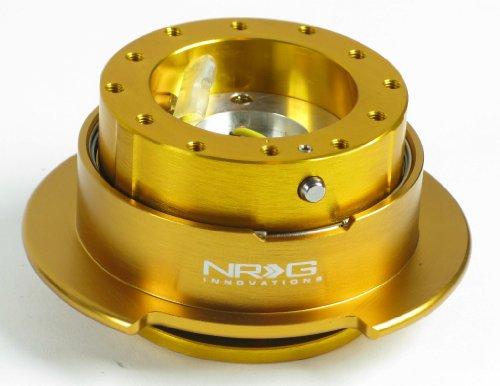 NRG Innovations SRK-250RG Quick Release Kit (Rose Gold/Rose Gold Ring) by NRG Innovations