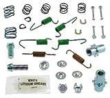 Carlson Quality Brake Parts 17418 Drum Brake Hardware Kit