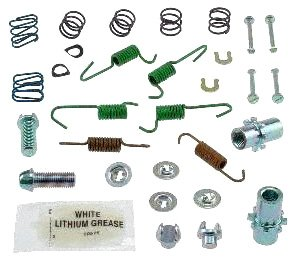 Carlson Quality Brake Parts 17418 Drum Brake Hardware Kit by Carlson
