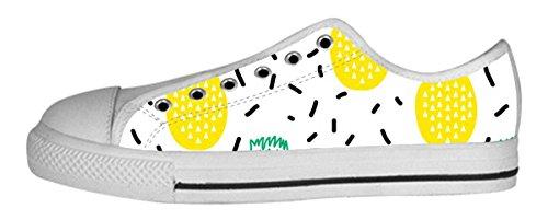 Het Canvas Lage Hoogste Schoenen Van Vrouwen Het Mooie Patroon Pattern03 Van Het Patroonontwerp