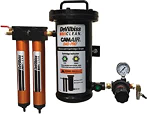 Amazon.com: DeVilbiss 130546 Desiccant Air Drying System