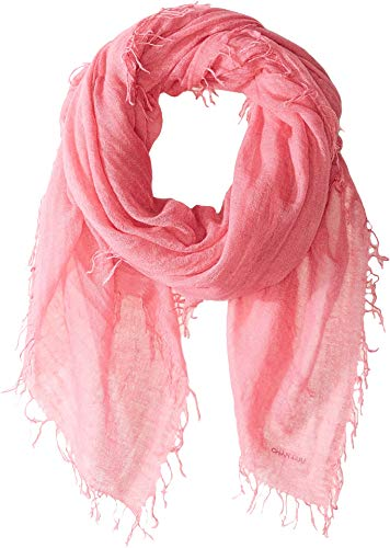 (Chan Luu Women's Cashmere and Silk Scarf Chateau Rose One Size)
