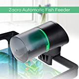Zacro Automatic Fish Feeder - Rechargeable Timer