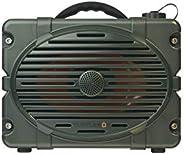 Turtlebox: Loud! Outdoor Rugged Bluetooth Speaker ~ Up to 50+ Hour Charge | IP67 Waterproof & Dustproof. (