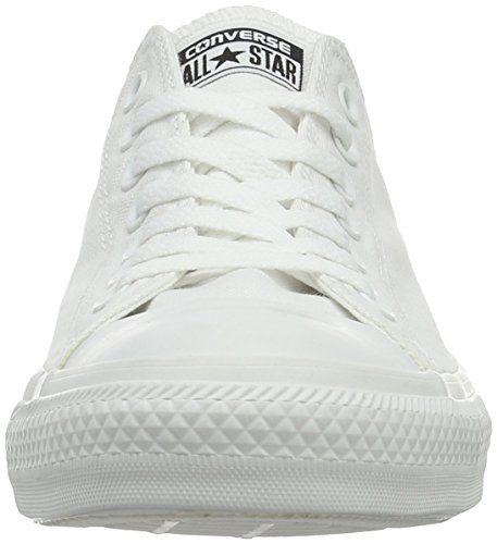 Converse 15490 - Chuck Taylor All Star Mono Ox - Baskets Basses - Mixte Adulte Blanc Q6XEpJ