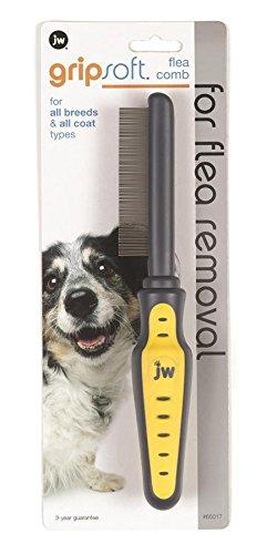 JW Pet Company GripSoft Flea
