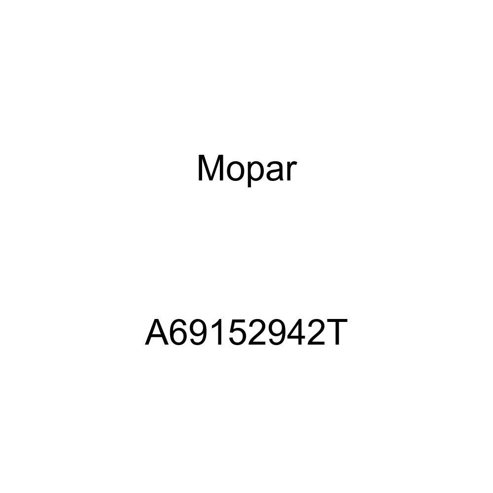 Mopar Genuine A69152942T Ash Gray XXX-Large Adult Plymouth Cuda Burnout Tee
