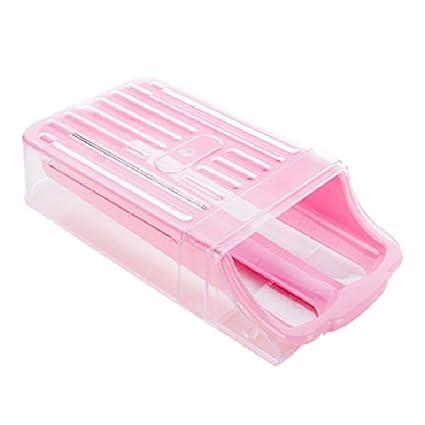 Elisona-Kitchen Home Refrigerator Drawer Type Egg Storage Box Shelf Organizer Container Holder Green