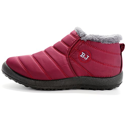 Winter Boots Snow Snow Cattle Boots Waterproof Winered Slip Slip Shop Warm Outdoor Women Proof Anti Shoe 5qx0pTB