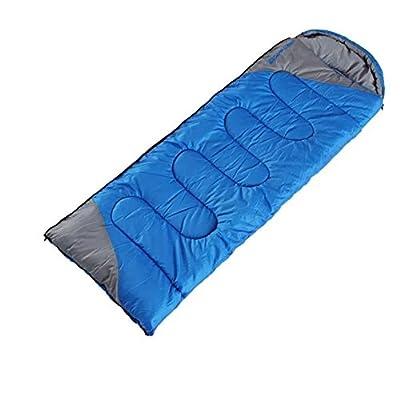 SHUIDAI Chaud en plein air camping adulte/couchage sacs/coton à capuchon , 1