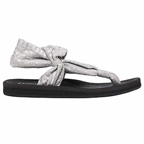 Sandalo Zen Da Donna Loose (9, Grigio)