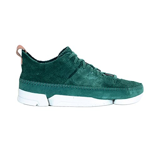 Clarks Originals, Sneaker uomo multicolore Teal