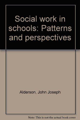Societal work in schools: Patterns and perspectives