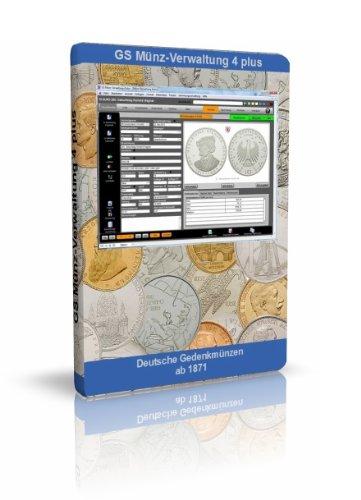 Gs Münz Verwaltung 4 Plus Deutsche Münzen Ab 1871 Amazonde Software