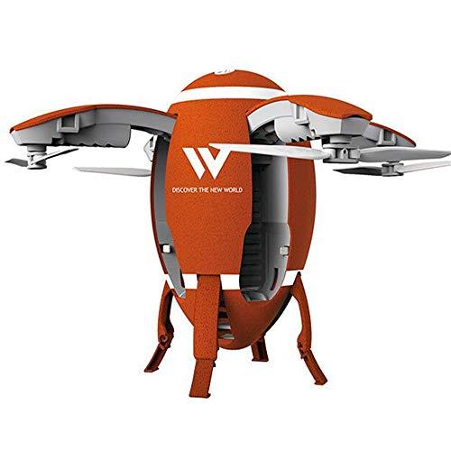 UAV Drone 2.4G WiFi FPV Rugby UAV RC Drone Quadcopter with 720P HD Camera by SMOXX
