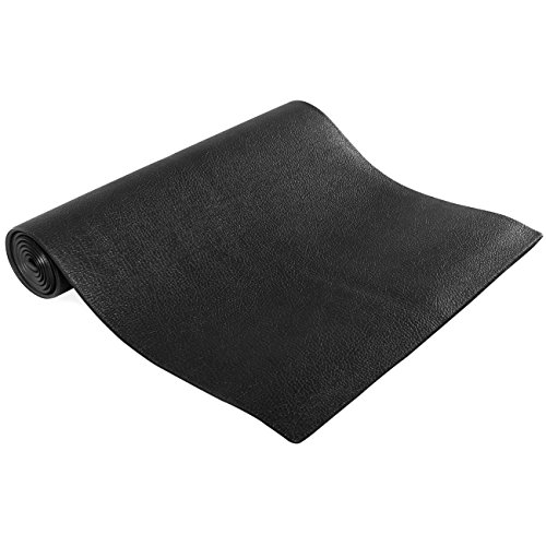 CAP Premium Mat for Upright Bikes & Equipment (3-Feet x 4-Feet) (Equipment Cap Barbell Mat)