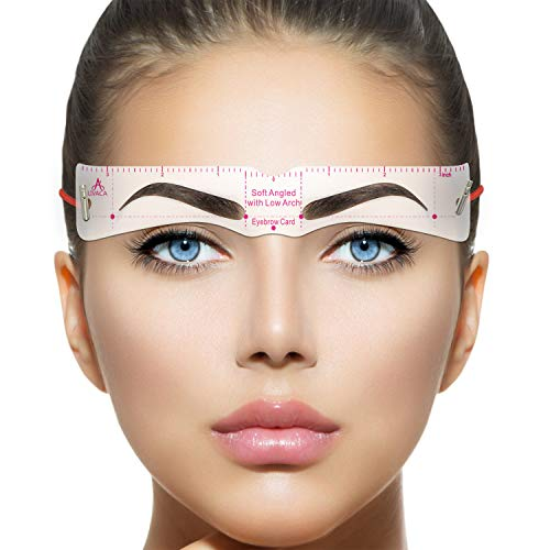 Eyebrow Stencils Reusable Eyebrow