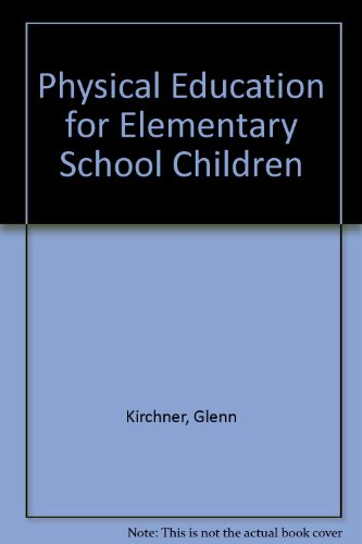 Physical Education in the Elementary School