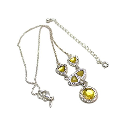 Avon Faux Necklace (Avon Legacy Riches Necklace yellow)