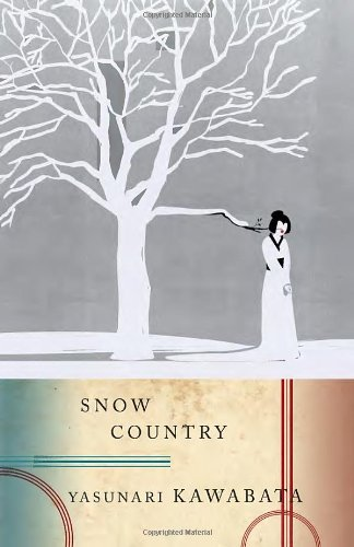 Book cover for Snow Country