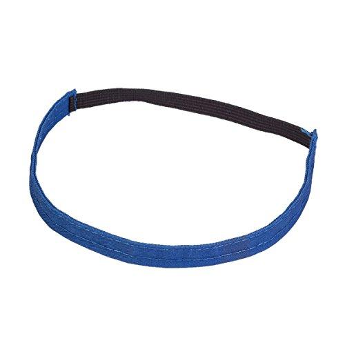 Martial Arts BELT HAIR BAND- Blue
