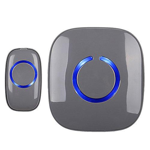 Modern Illuminated Doorbell Button - 3