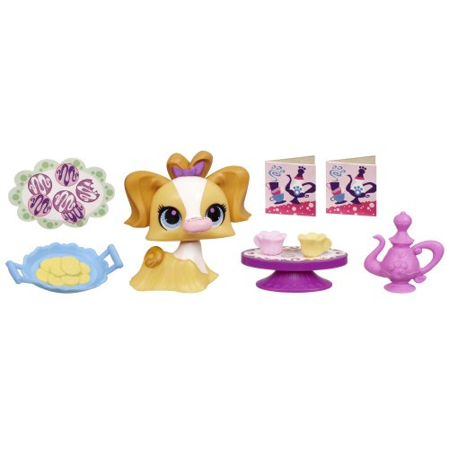 Littlest Pet Shop Sweetest Treats and Tea Shop -