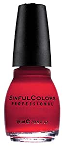 Bari Revlon 6298-93 .5 Oz Ruby Ruby Professional Nail Polish