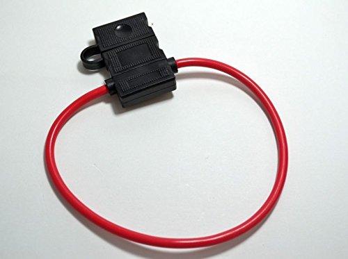 20 Pieces Scosche 18 ga ATC Heavy Duty Fuse Holder 12 Volt Automotive Copper wire