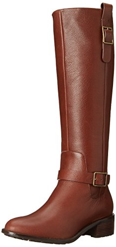 Cole Haan Women's Kenmare Tall Riding Boot, Harvest Brown...