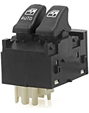uxcell Front Left Driver Side Power Window Switch 10387305 for Chevrolet Venture Montana