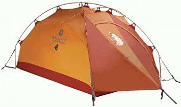 Marmot Alpinist 2 Person Tent - Pale Pumpkin 2 Person & Marmot Alpinist 2 Person Tent - Pale Pumpkin 2 Person: Amazon.co ...