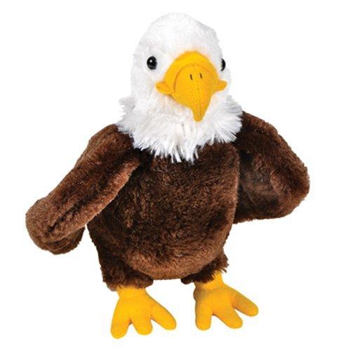 Animal World - Eagle Plush (Bald Eagle Dog Costume)