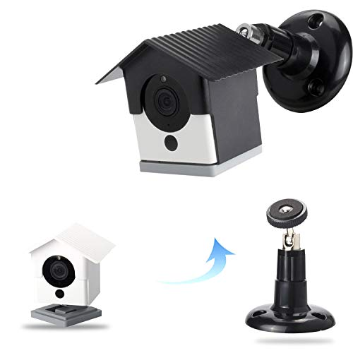 Wyze Camera Wall Mount, Acerzone Protective Weather Proof Housing and Security Mount, with Wall and Ceiling Mount for Wyze Cam -