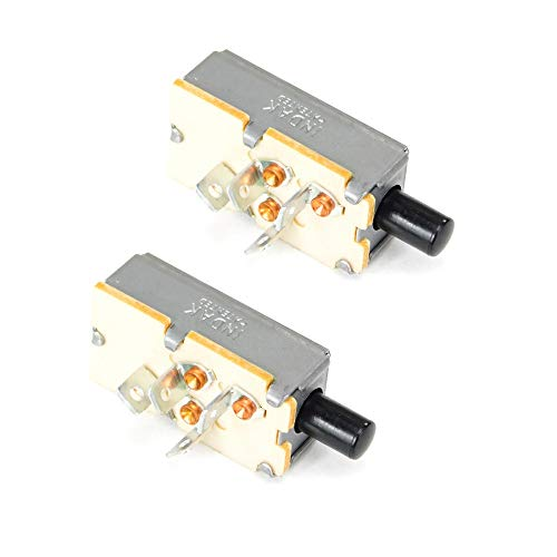 - Black & Decker MM275/MM525 Mower Replacement (2 Pack) Switch # 681064-01-2pk