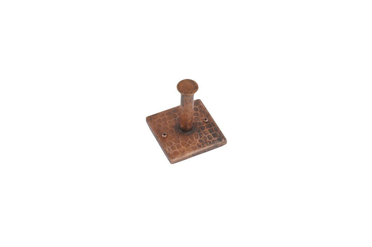 Single Robe Hook in Oil Rubbed Bronze Finish