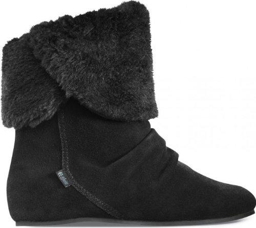 Boras - Zapatillas Mujer , color negro, talla 36 EU