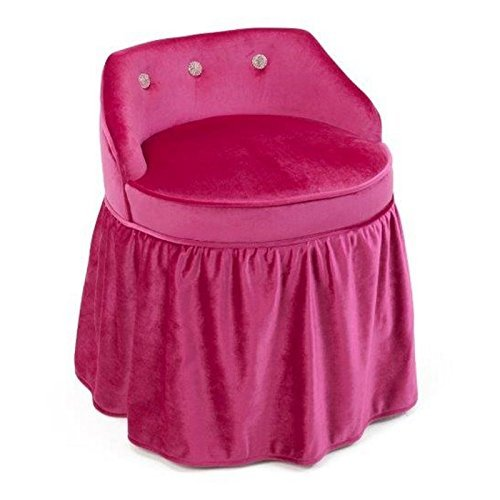 4D Concepts Girls Vanity Chair in (4d Concepts Girls Storage)