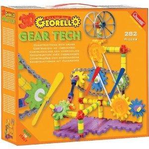 Quercetti Georello Tech 266 Pieces, Baby & Kids Zone