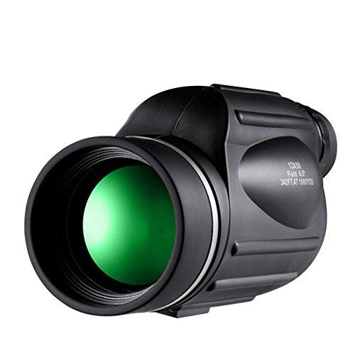 ZJYSM 13X50 Children Adult Outdoor Portable with Dividing Line Ranging Waterproof Monocular Telescope from ZJYSM
