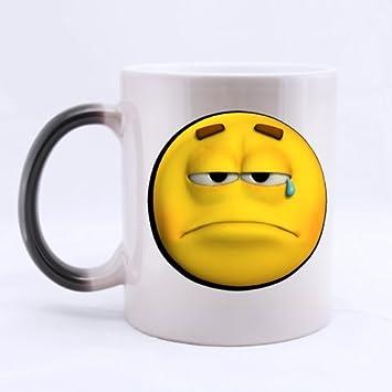 Cozyhome Fed Up Quotes Custom Morphing Mug Tea Coffee Cup Amazonco