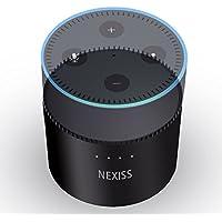 NEXISS Echo dot Battery, an intelligent echo dot battery base for echo dot 2nd generation echo dot accessories 10000mAh rechargeable battery base work for Alexa,echo dot Portable battery