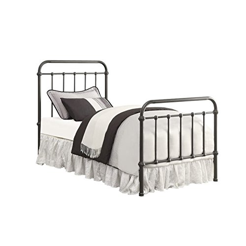 Coaster Home Furnishings Livingston Twin Metal Bed Dark Bronze