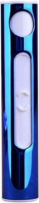 Yangge Yujum Mini Cigarrillo el/éctrico Cigarrillo del Encendedor de Carga USB Encendedor electr/ónico port/átil el/éctrico Mechero