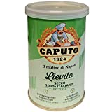 Antimo Caputo Lievito Active Dry Yeast 3.5 Ounce Can - Made in Italy - Perfect with 00 Flour