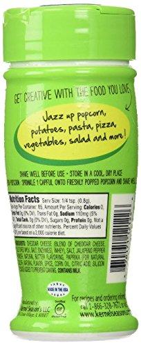 Kernel Season's Cheesy Jalapeno Popcorn Seasoning, 2.4 Ounce (Pack of 6) by Kernel Season's (Image #1)