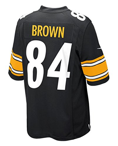 NIKE Antonio Brown Pittsburgh Steelers Youth Team Color Game Jersey – Sports Center Store